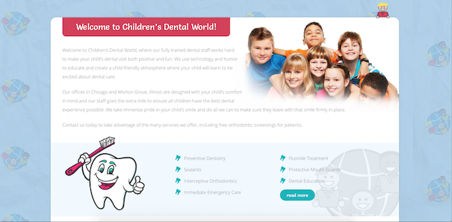 Children's Dental World